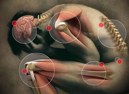 összeomlik a csípőízületben fájdalom nélkül