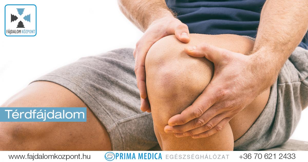 mit jelent a térdfájdalom