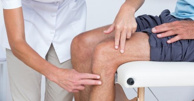 térdízület kezelés oligoarthritis