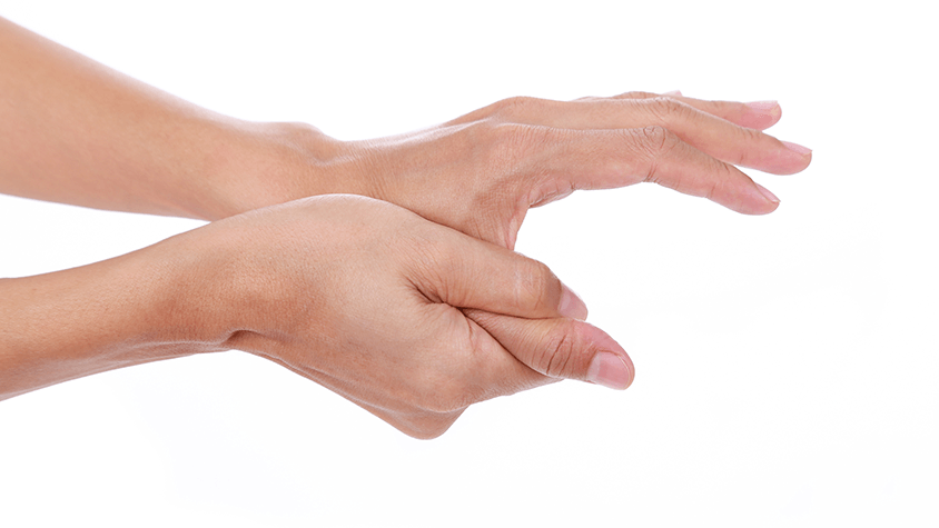 fájdalom az ujjakban gyógyítja a bokaízület ízületi gyulladását