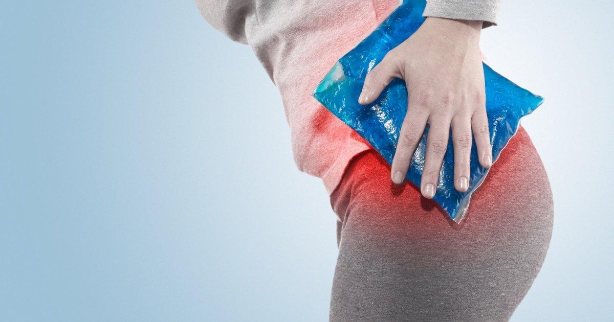 csípőfájdalom az egyik oldalon