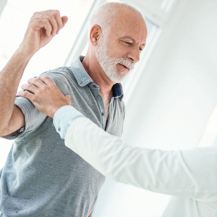 ami miatt a csípőízület fájhat az ágyék és a csípőízület károsodása