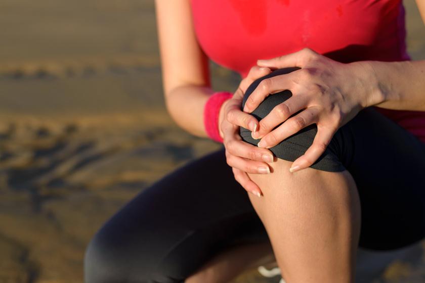 hogyan lehet enyhíteni a fájdalmat a térdízület bursitisével gyermek csípő fájdalma