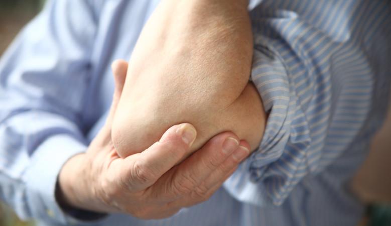 a jobb csuklóízület ízületi gyulladása