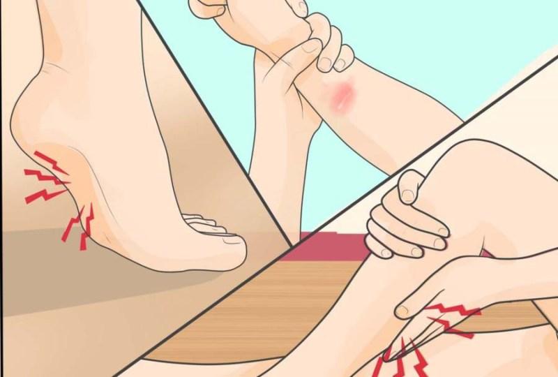 fájdalom a lábak ízületeiben alvás közben