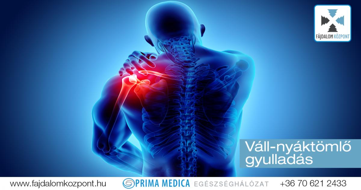 izomfájdalom a vállízületben és a nyakon kenőcs a bokaízület elmozdulásához