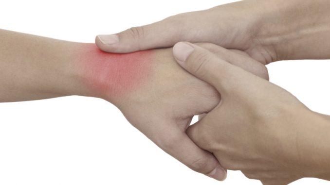 csuklo izulet fajdalma artrózis kezelés költségei