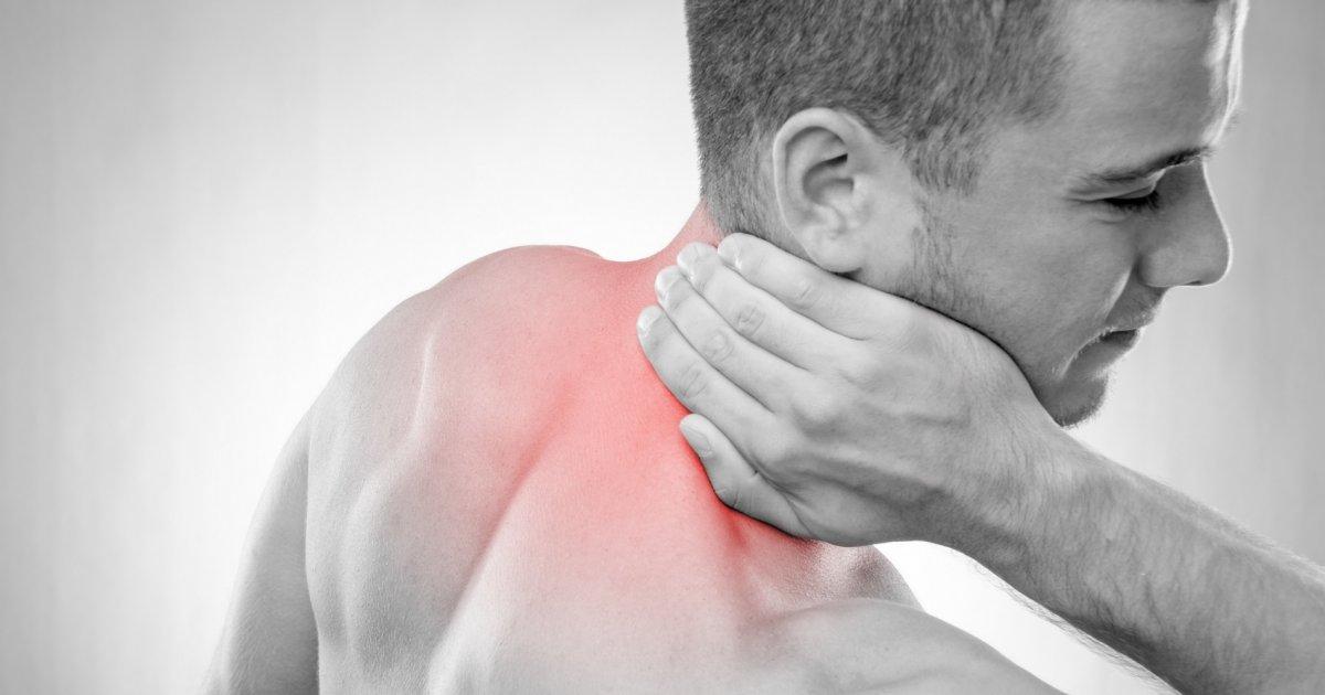 izomfájdalom a vállízületben és a nyakon fájó ízületek, ha lefogy