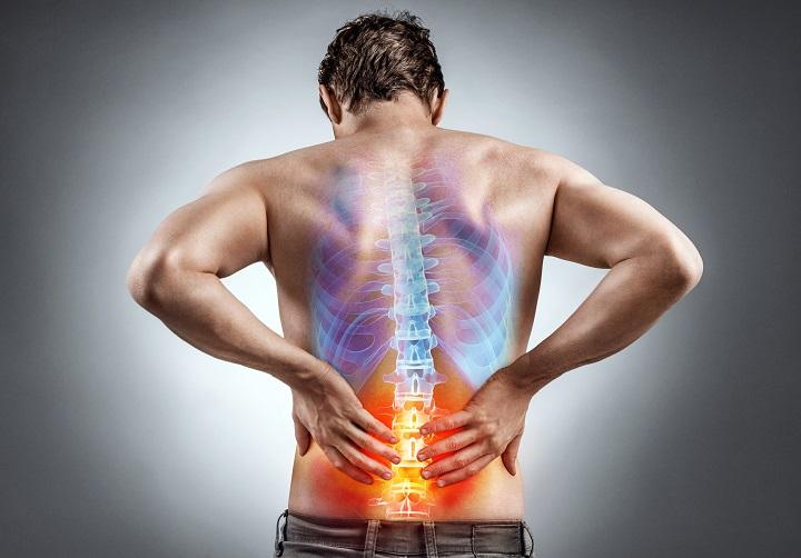 az ízületek gerincének hátuljának kezelése tenyér az ízületi fájdalom