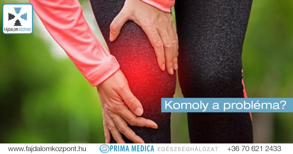 hogyan kezelik az artrózist kórházban