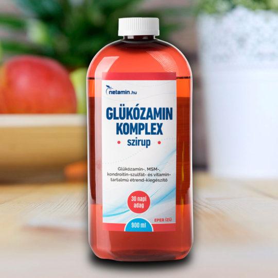 glükózamin készítmény