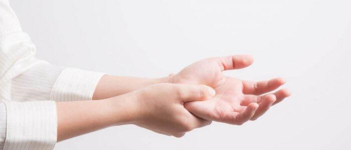 hogy a kezed zsibbad-e az ízületi gyulladás miatt só és méz ízületi fájdalmak kezelésére