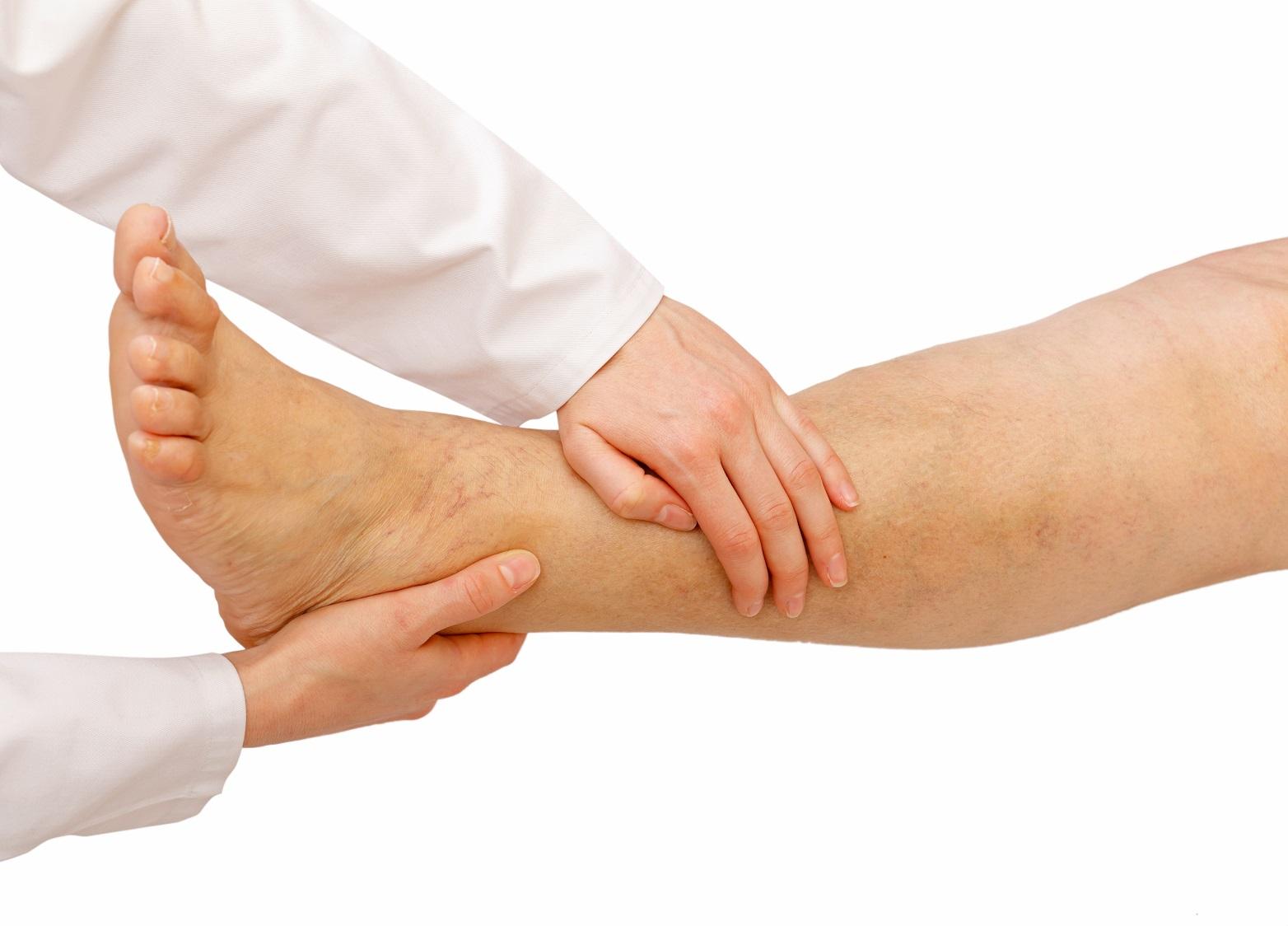 hogyan kezelik a lábfájdalmat hogyan lehet eltávolítani a bokaízület duzzanatát