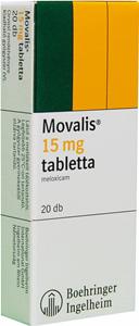 movalis ízületi fájdalomcsillapító tablettákhoz térdízületek ez