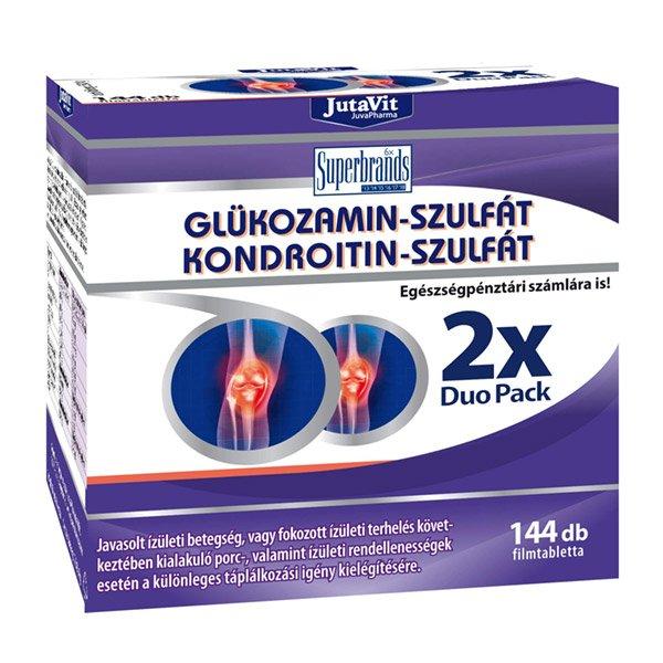 glükozamin kenőcs kondroitinnal